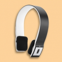 Elegantes Bluetooth Headset.