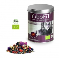 BIO-Tee YuboFiT gym-tea professional® - dimensions of beauty